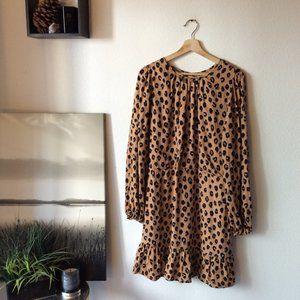 A New Day Cheetah Print Dress